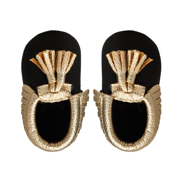 Baby Touch Baby Shoes Black